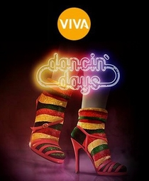 Dancin' Days - Poster / Capa / Cartaz - Oficial 1