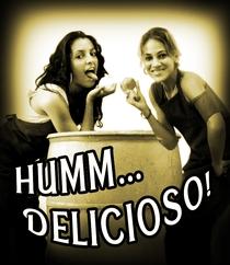Humm... Delicioso! - Poster / Capa / Cartaz - Oficial 1