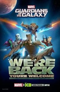 Guardiões da Galáxia (1ª Temporada) - Poster / Capa / Cartaz - Oficial 2