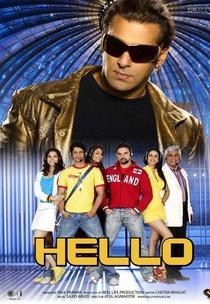 Hello - Poster / Capa / Cartaz - Oficial 2