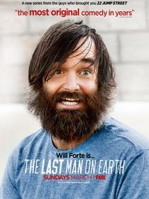 O Último Cara da Terra (1ª Temporada) - Poster / Capa / Cartaz - Oficial 2