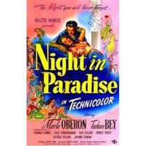 Uma Noite no Paraíso - Poster / Capa / Cartaz - Oficial 1