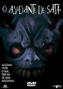O Ajudante de Satã - Poster / Capa / Cartaz - Oficial 4