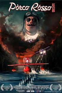 Porco Rosso: O Último Herói Romântico - Poster / Capa / Cartaz - Oficial 10