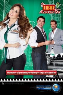 Libre para amarte - Poster / Capa / Cartaz - Oficial 1