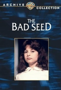 The Bad Seed - Poster / Capa / Cartaz - Oficial 1