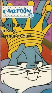 Um Coelho na Corte do Rei Arthur - Poster / Capa / Cartaz - Oficial 2