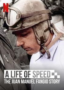 Fangio: O Rei das Pistas - Poster / Capa / Cartaz - Oficial 2