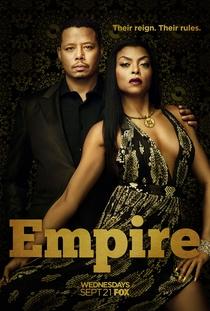 Empire - Fama e Poder (3ª Temporada) - Poster / Capa / Cartaz - Oficial 1