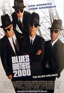 Os Irmãos Cara-de-Pau 2000 (Blues Brothers 2000)