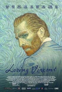 Com Amor, Van Gogh - Poster / Capa / Cartaz - Oficial 3