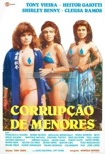 Corrupção de Menores - Poster / Capa / Cartaz - Oficial 1