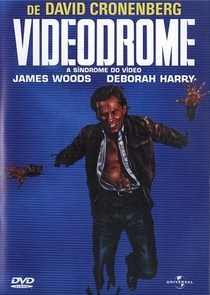 Videodrome - A Síndrome do Vídeo - Poster / Capa / Cartaz - Oficial 12