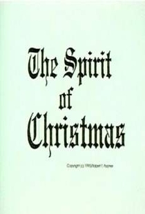 O Espírito do Natal - Jesus vs Papai Noel - Poster / Capa / Cartaz - Oficial 1