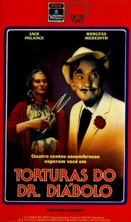 As Torturas do Dr. Diábolo - Poster / Capa / Cartaz - Oficial 4