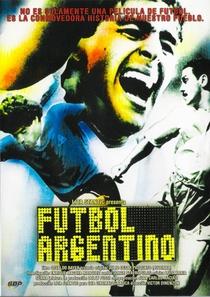 Fútbol argentino - Poster / Capa / Cartaz - Oficial 1