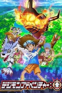 Desenho Digimon Adventure - 1ª Temporada - Legendado