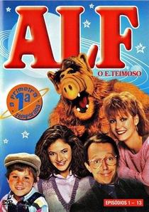 ALF, o ETeimoso (1ª Temporada) - Poster / Capa / Cartaz - Oficial 3