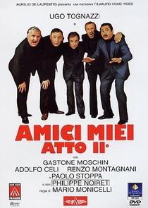 Meus Caros Amigos 2 - Quinteto Irreverente - Poster / Capa / Cartaz - Oficial 1