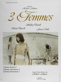 Três Mulheres - Poster / Capa / Cartaz - Oficial 4