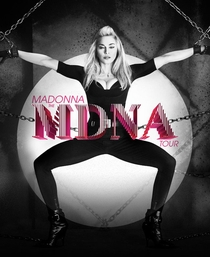 MDNA World Tour - Poster / Capa / Cartaz - Oficial 5