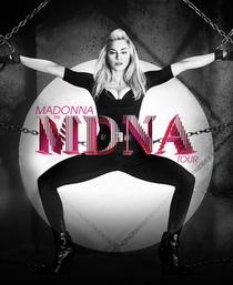 MDNA World Tour - Poster / Capa / Cartaz - Oficial 5