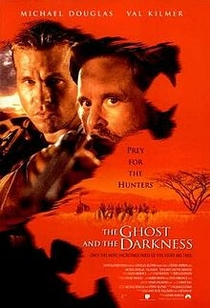 A Sombra e a Escuridão - Poster / Capa / Cartaz - Oficial 7