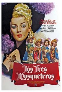 Os Três Mosqueteiros - Poster / Capa / Cartaz - Oficial 1