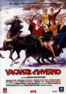 Romances no Inverno - Poster / Capa / Cartaz - Oficial 1