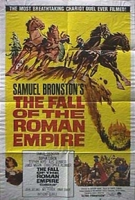 A Queda do Império Romano - Poster / Capa / Cartaz - Oficial 2