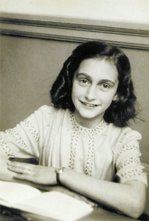 Anne Frank - Poster / Capa / Cartaz - Oficial 1