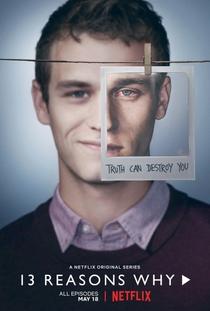 13 Reasons Why (2ª Temporada) - Poster / Capa / Cartaz - Oficial 9