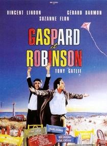 Gaspar e Robinson  - Poster / Capa / Cartaz - Oficial 1