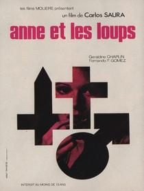 Ana e os Lobos - Poster / Capa / Cartaz - Oficial 1