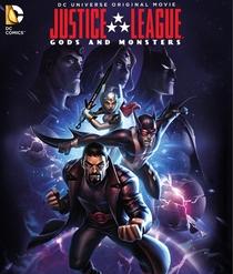 Liga da Justiça - Deuses e Monstros - Poster / Capa / Cartaz - Oficial 2