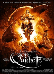 The Man Who Killed Don Quixote - Poster / Capa / Cartaz - Oficial 1