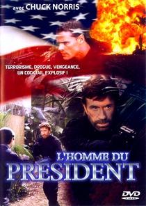 O Homem do Presidente - Poster / Capa / Cartaz - Oficial 3