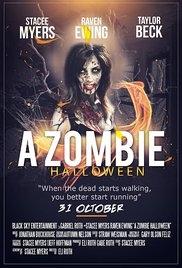 A Zombie Halloween - Poster / Capa / Cartaz - Oficial 1