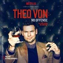 Theo Von: No offense - Poster / Capa / Cartaz - Oficial 1