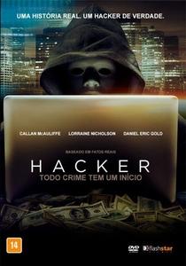 Hacker: Todo Crime Tem Um Início - Poster / Capa / Cartaz - Oficial 4