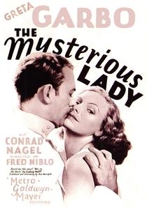 A Dama Misteriosa - Poster / Capa / Cartaz - Oficial 1
