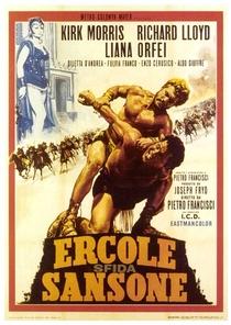 Hércules, Sansão e Ulisses - Poster / Capa / Cartaz - Oficial 2