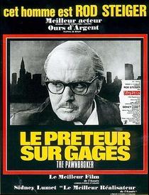 O Homem do Prego - Poster / Capa / Cartaz - Oficial 6