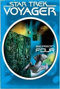 Jornada nas Estrelas: Voyager (4ª Temporada) - Poster / Capa / Cartaz - Oficial 2