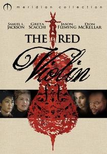 O Violino Vermelho - Poster / Capa / Cartaz - Oficial 1