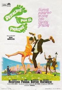 Descalços no Parque - Poster / Capa / Cartaz - Oficial 6