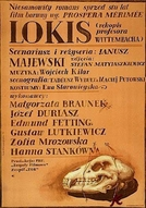 LOKIS - Rekopis profesora Wittembacha   (The Bear) (Lokis. Rekopis profesora Wittembacha)