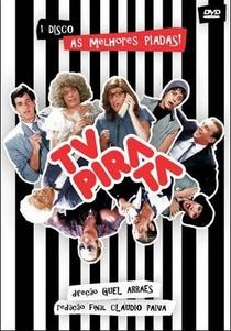 TV Pirata - Poster / Capa / Cartaz - Oficial 1
