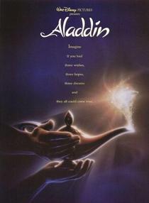 Aladdin - Poster / Capa / Cartaz - Oficial 1