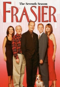 Frasier (7° temporada) - Poster / Capa / Cartaz - Oficial 1